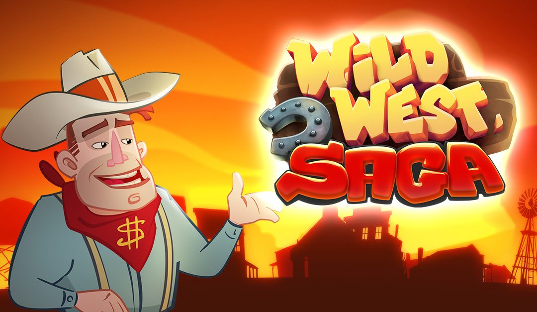 Wild West Saga is now fully released!