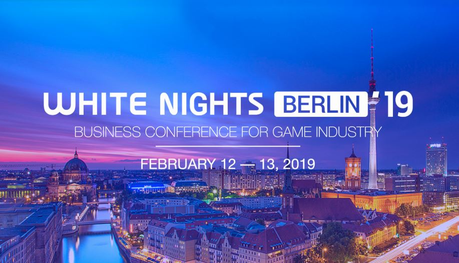 Tamasenco will join the White Nights 2019 in Berlin❗️