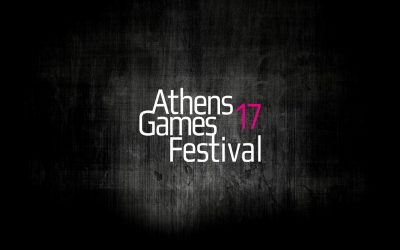 We are game: Tamasenco becomes a partner of the Athens Game Festival 2017!