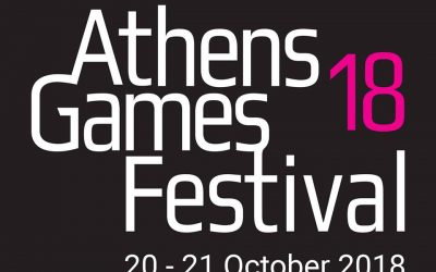 Tamasenco goes @Athens Games Festival!