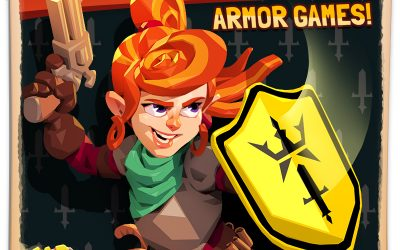 Wild West Saga is now on Armor Games!