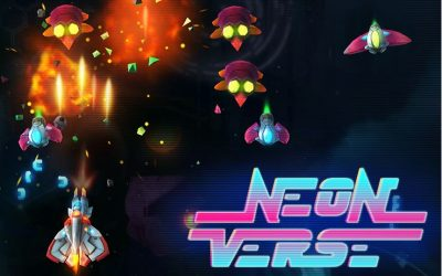 Neonverse Invaders has just been released!